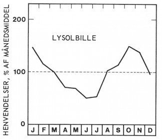 Sæson for lysolbille
